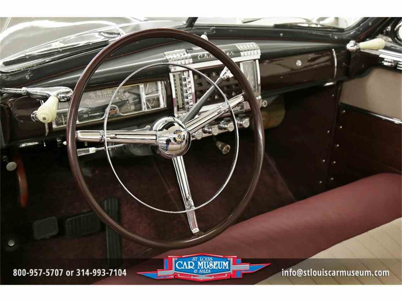 Large Picture of '48 Chrysler Town & Country Convertible - JPZI