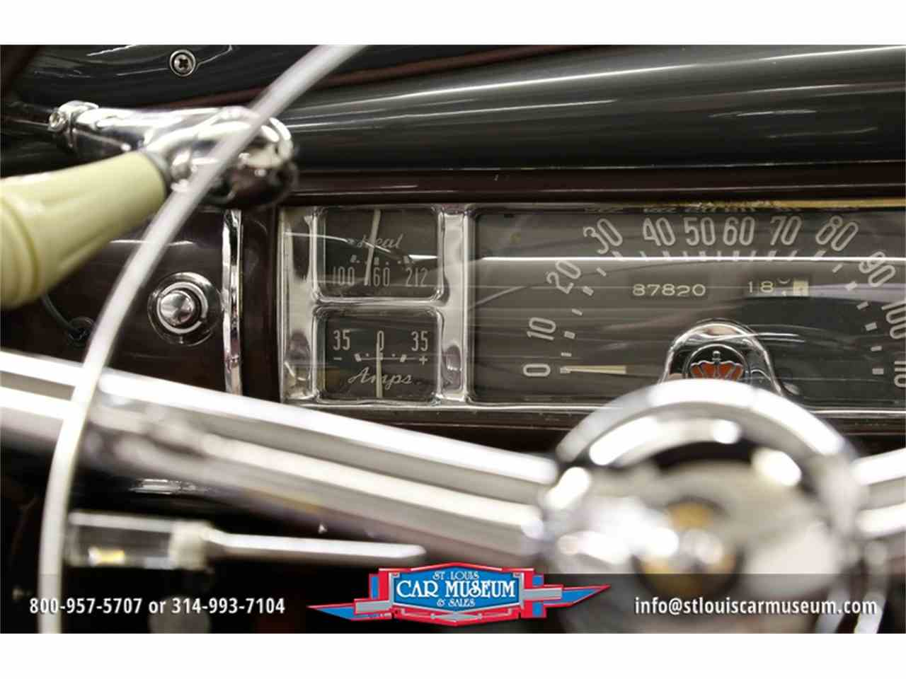 Large Picture of Classic '48 Chrysler Town & Country Convertible located in Missouri Offered by St. Louis Car Museum - JPZI