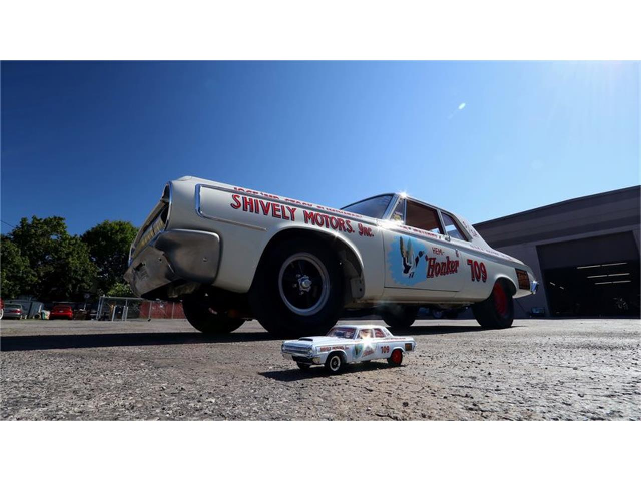 1964 Dodge 330 For Sale Cc 921637 Police Car Large Picture Of 64 Jr51