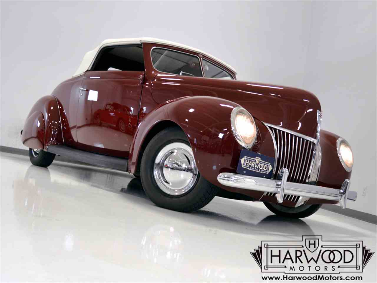1939 Ford Convertible for Sale | ClassicCars.com | CC-921737