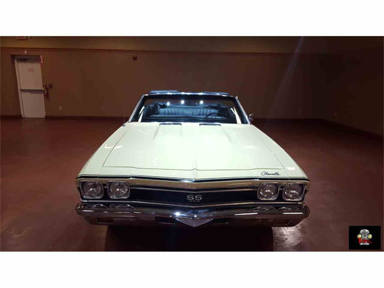 Large Picture of 1968 Chevrolet Chevelle SS located in Orlando Florida Offered by Just Toys Classic Cars - JR90