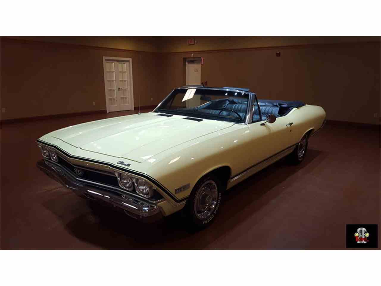 Large Picture of '68 Chevelle SS - $42,995.00 Offered by Just Toys Classic Cars - JR90