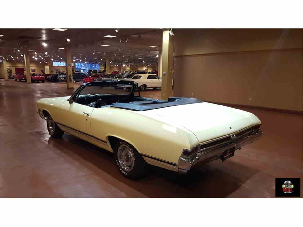Large Picture of 1968 Chevrolet Chevelle SS located in Florida - JR90