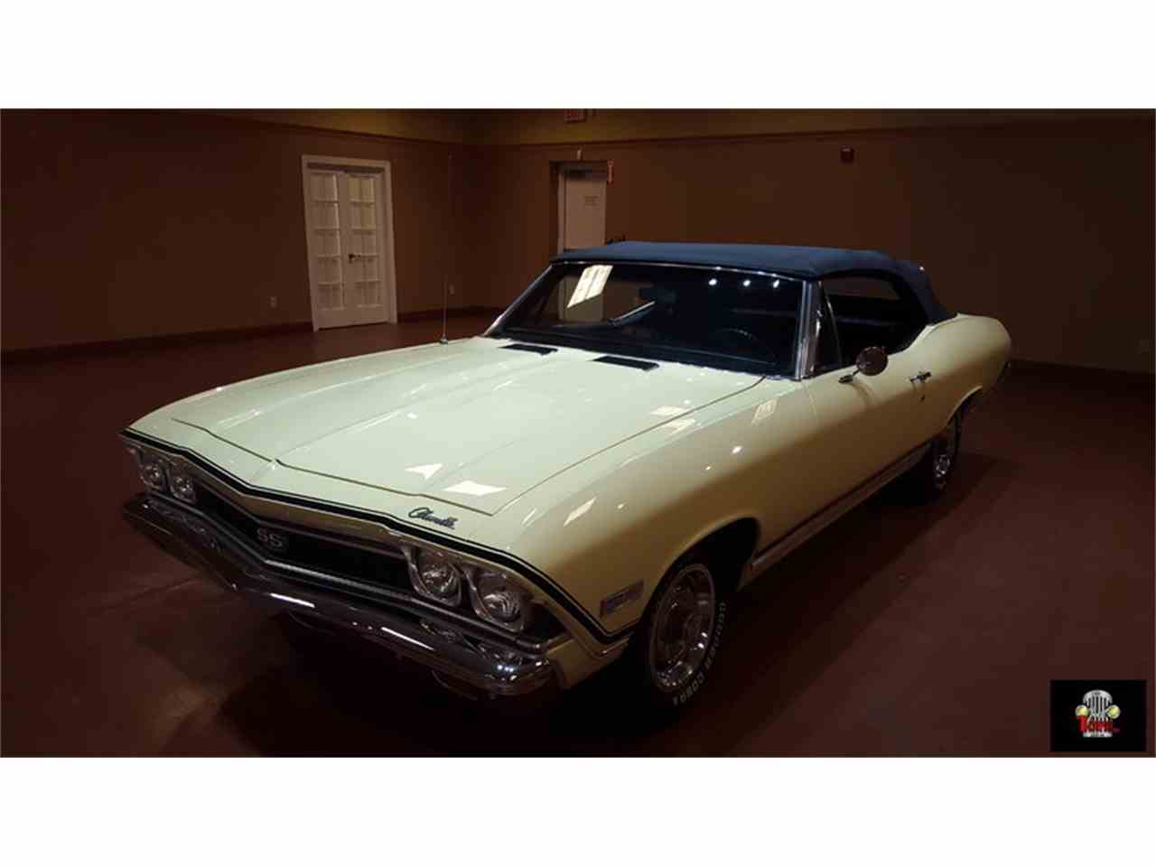 Large Picture of '68 Chevrolet Chevelle SS located in Orlando Florida Offered by Just Toys Classic Cars - JR90