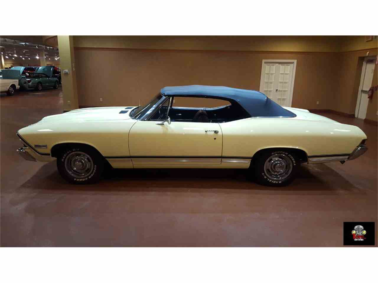 Large Picture of Classic '68 Chevelle SS Offered by Just Toys Classic Cars - JR90