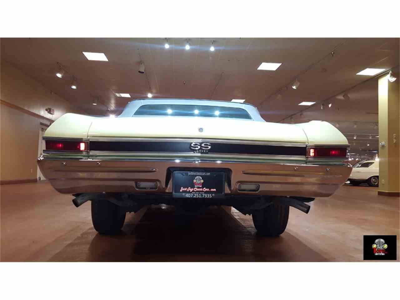 Large Picture of Classic '68 Chevrolet Chevelle SS Offered by Just Toys Classic Cars - JR90
