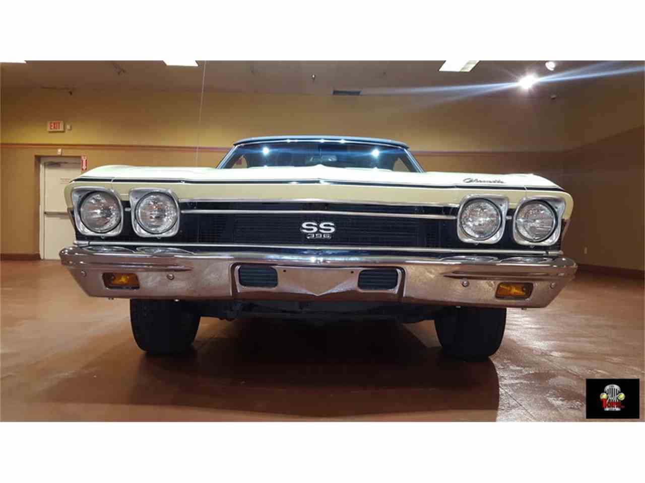Large Picture of 1968 Chevrolet Chevelle SS - JR90