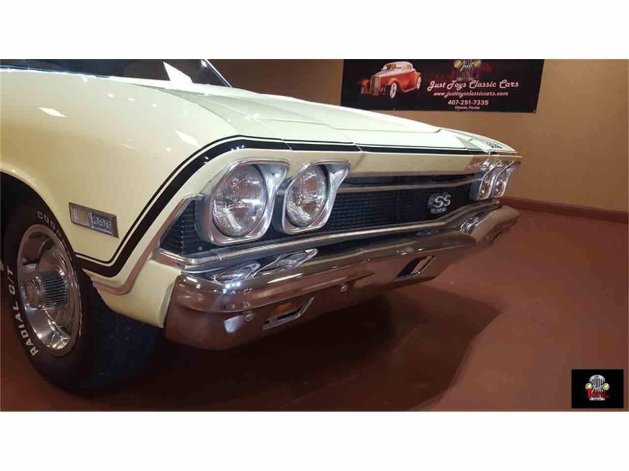Large Picture of Classic 1968 Chevelle SS located in Florida Offered by Just Toys Classic Cars - JR90