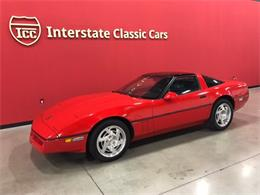 Picture of '90 Corvette ZR1 located in Texas Offered by Interstate Classic Cars - JR9O