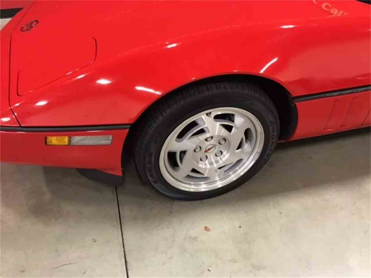 Large Picture of 1990 Chevrolet Corvette ZR1 Offered by Interstate Classic Cars - JR9O