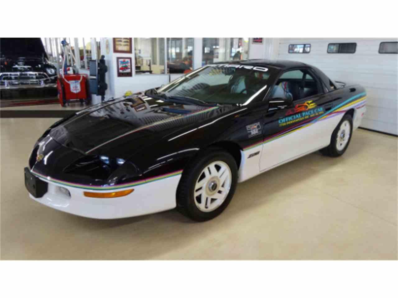 Large Picture of '93 Camaro - JRBZ