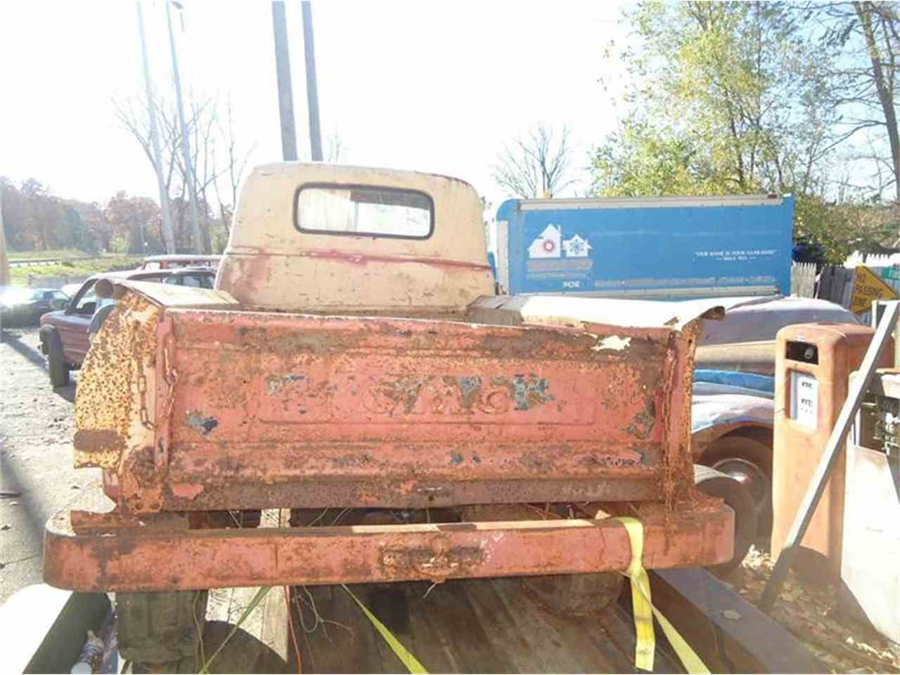 Large Picture of 1948 C/K 1500 located in Michigan - $1,095.00 Offered by Marshall Motors - JRCA