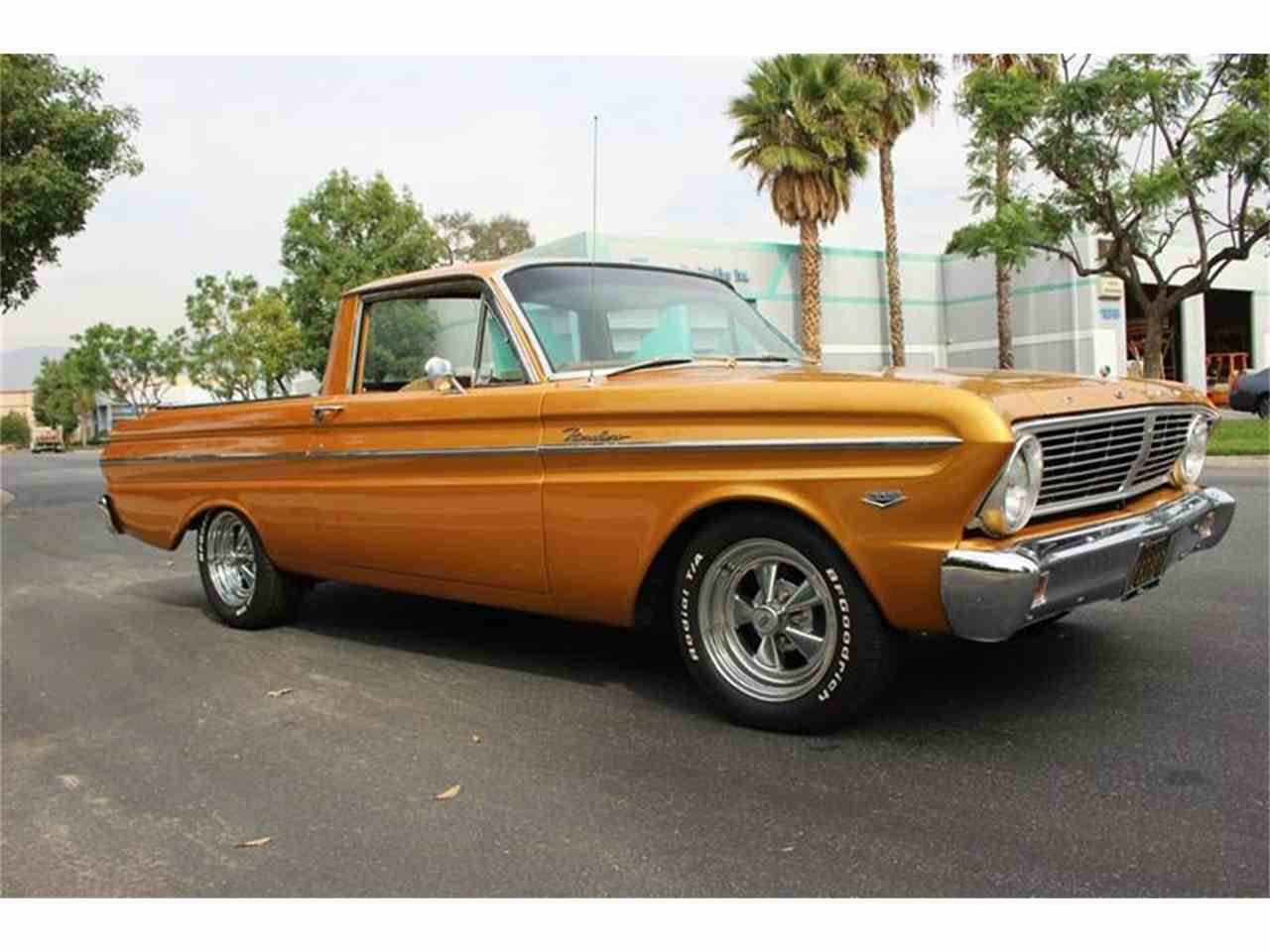 Large Picture of '65 Ranchero - JRCX