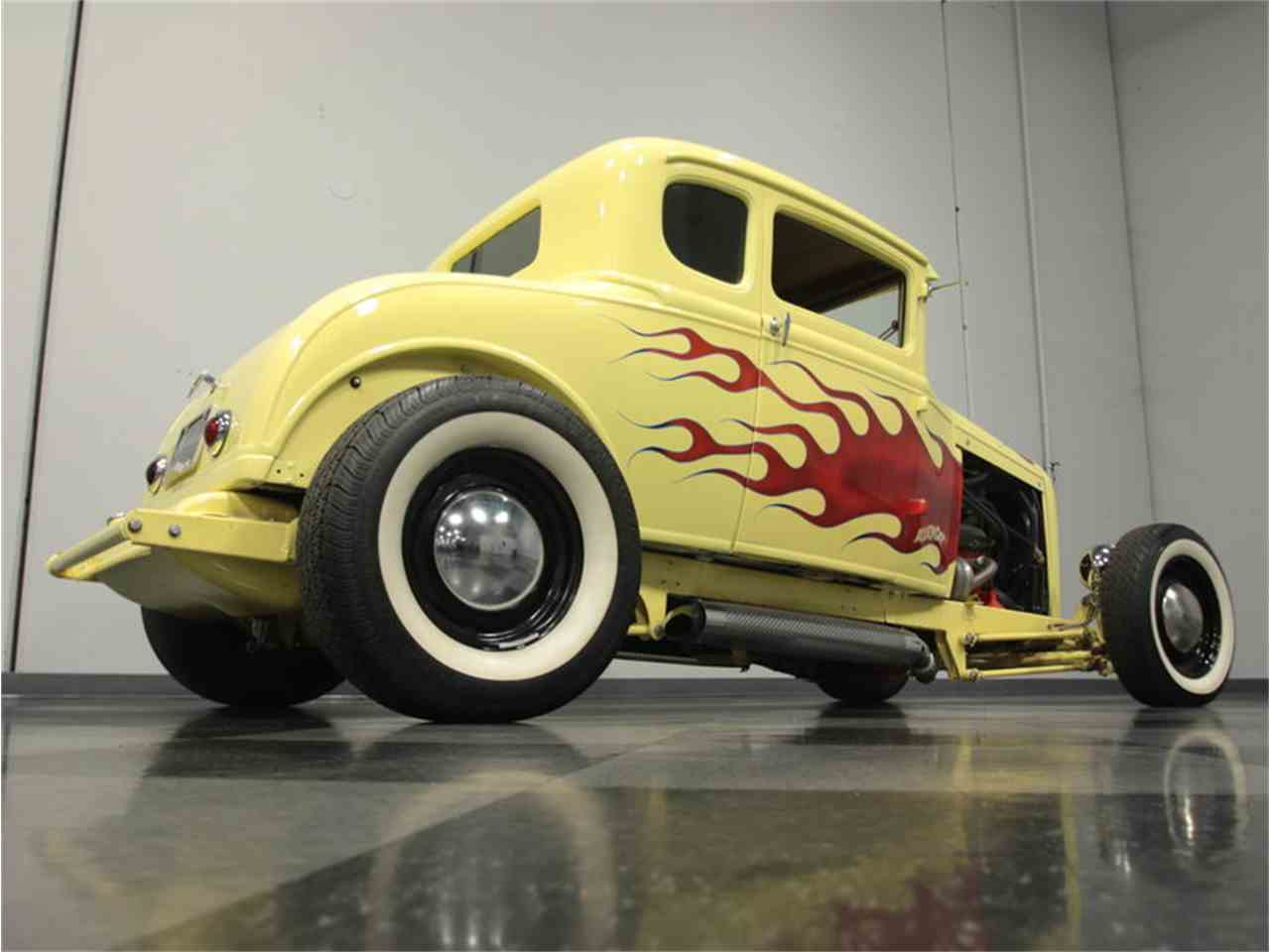 Large Picture of '30 5-Window Coupe - JRD4