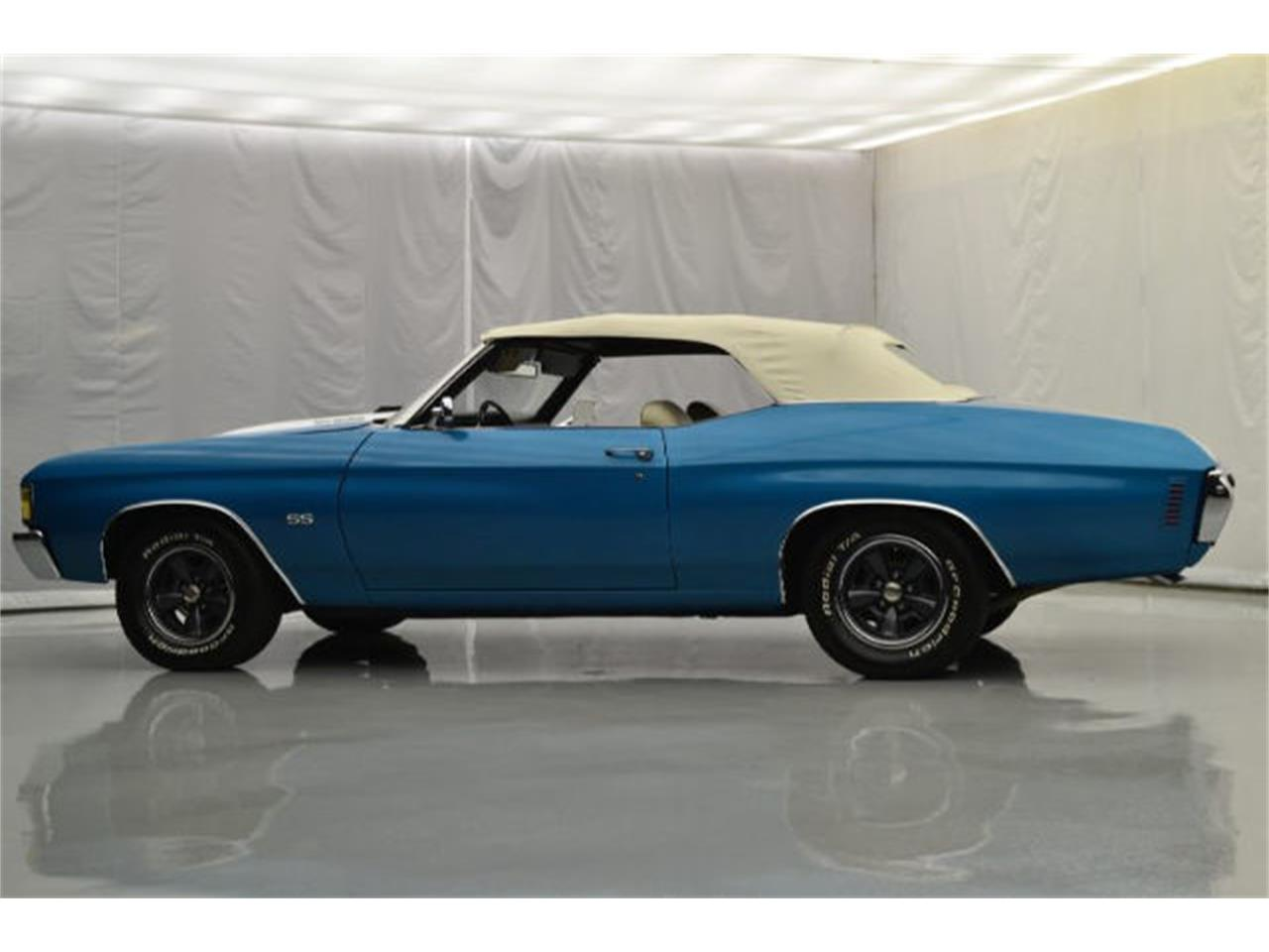 Large Picture of '72 Chevelle - JRD6