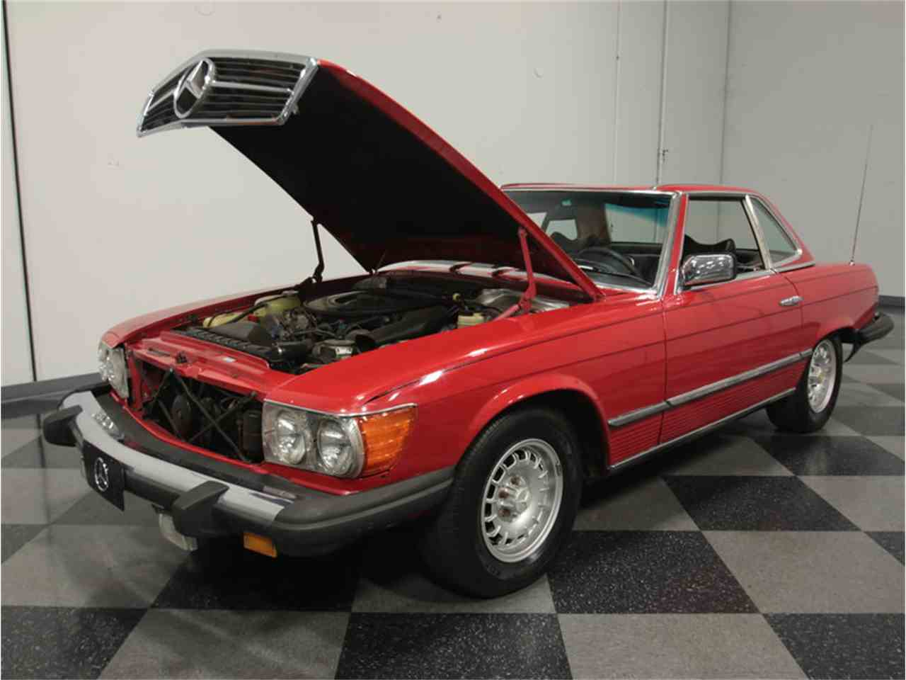 Large Picture of '76 450SL - JRD7