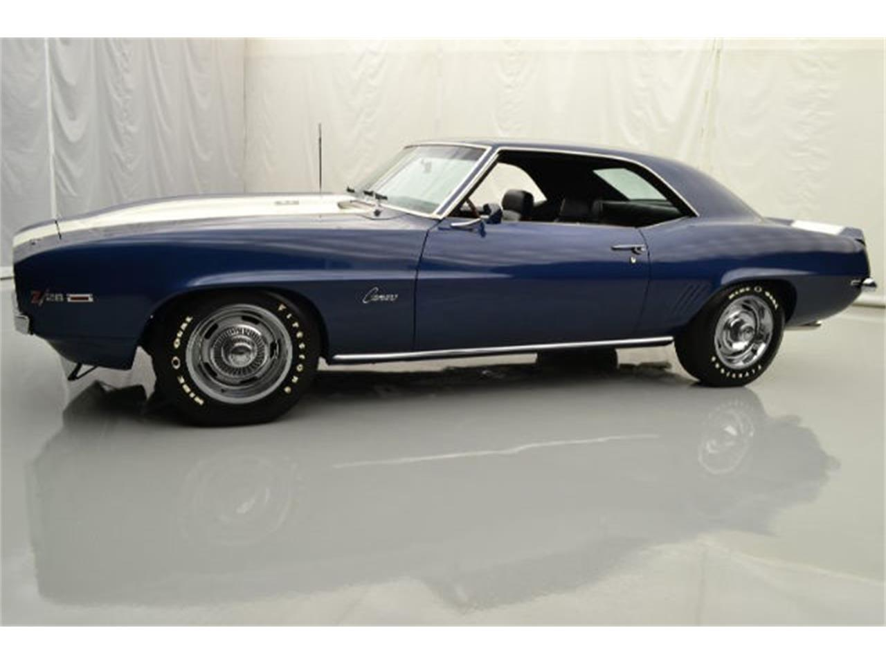 Large Picture of Classic 1969 Camaro located in Hickory North Carolina Offered by Paramount Classic Car Store - JRD8