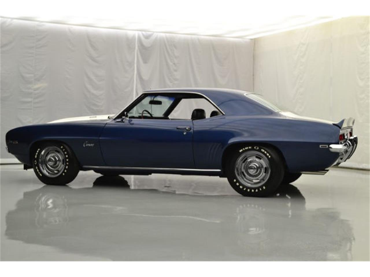 Large Picture of '69 Camaro located in Hickory North Carolina - $69,995.00 - JRD8