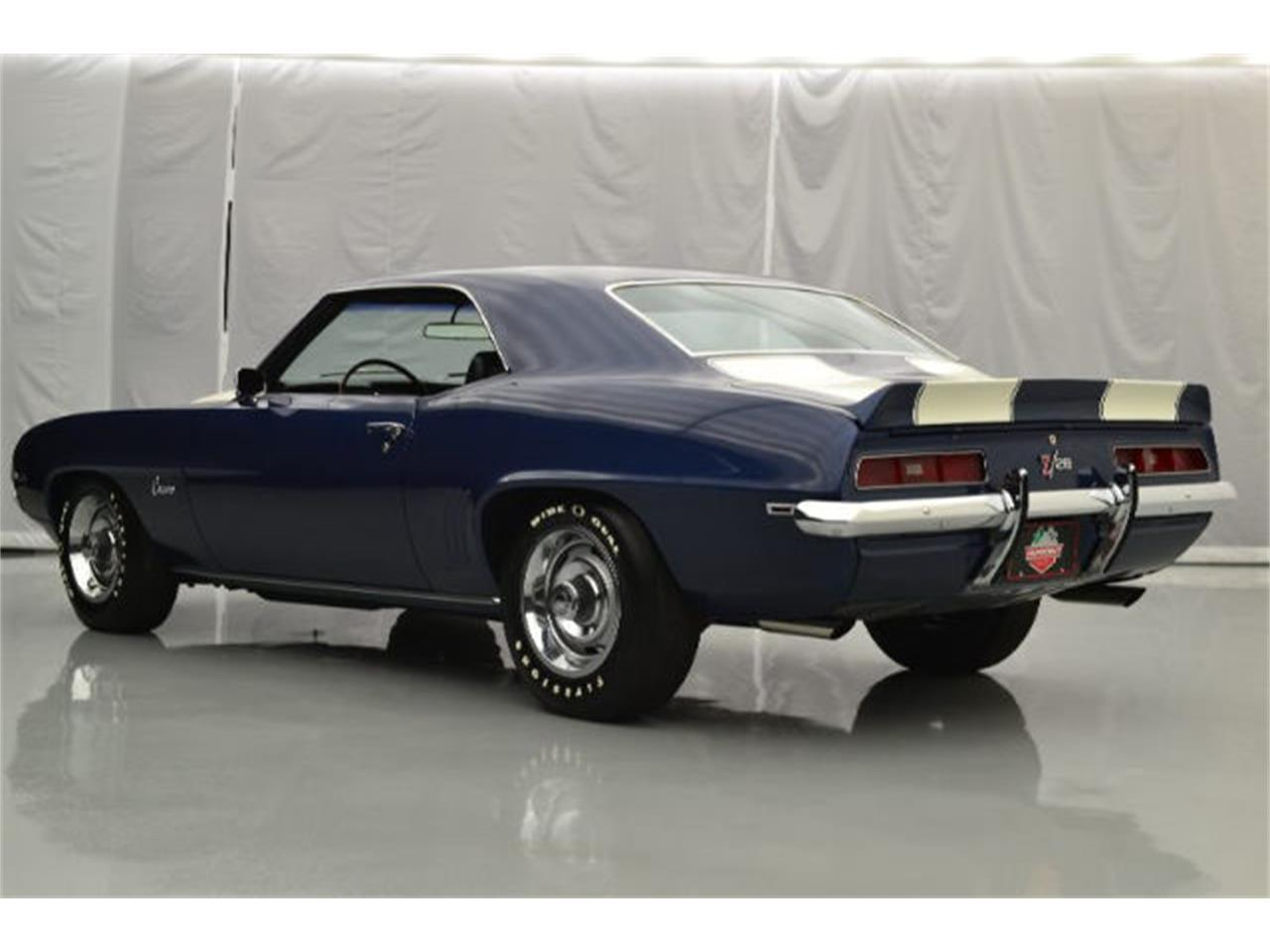 Large Picture of Classic '69 Chevrolet Camaro located in North Carolina - $69,995.00 - JRD8