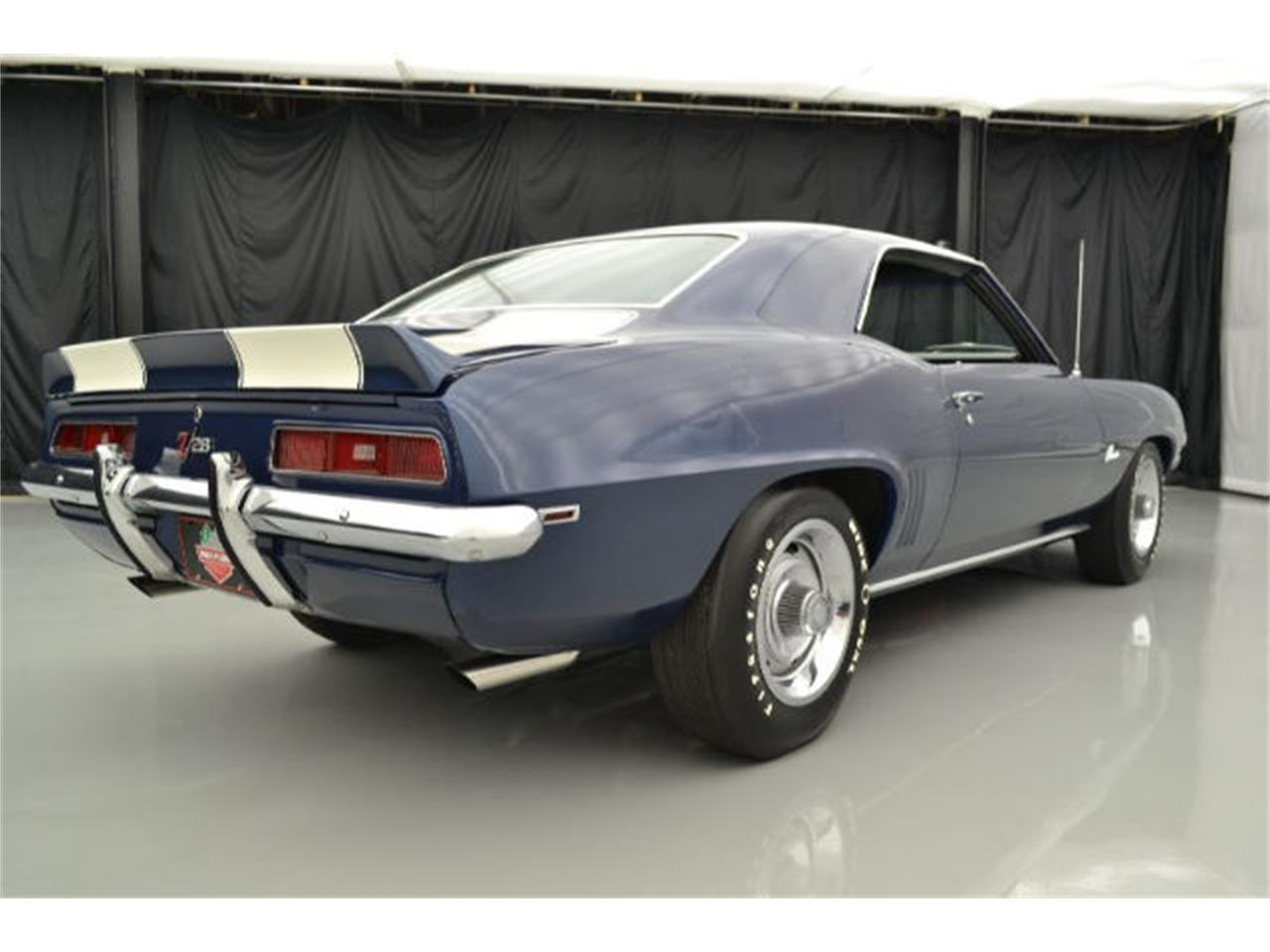 Large Picture of 1969 Chevrolet Camaro located in North Carolina - $69,995.00 Offered by Paramount Classic Car Store - JRD8