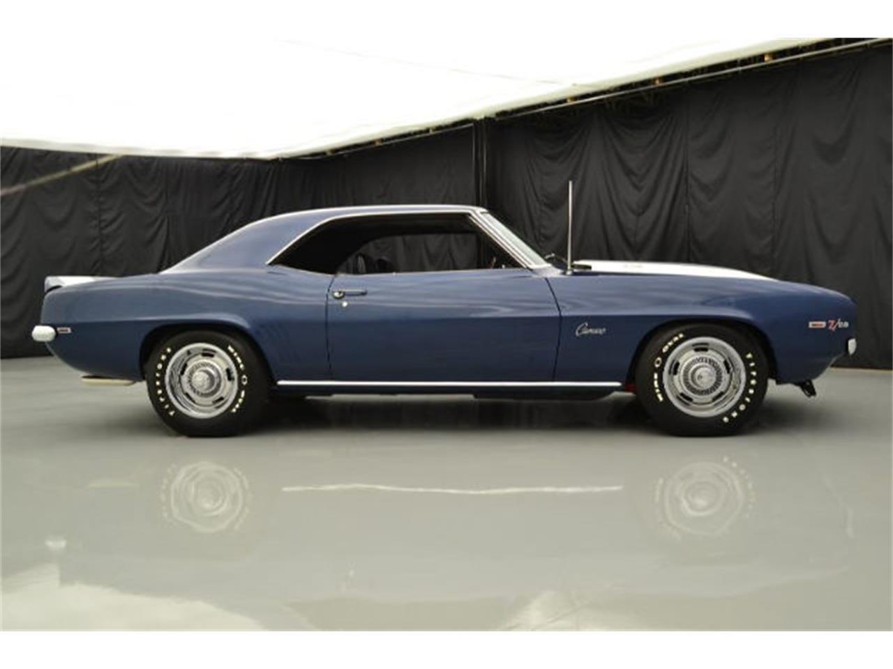 Large Picture of '69 Camaro located in North Carolina - JRD8