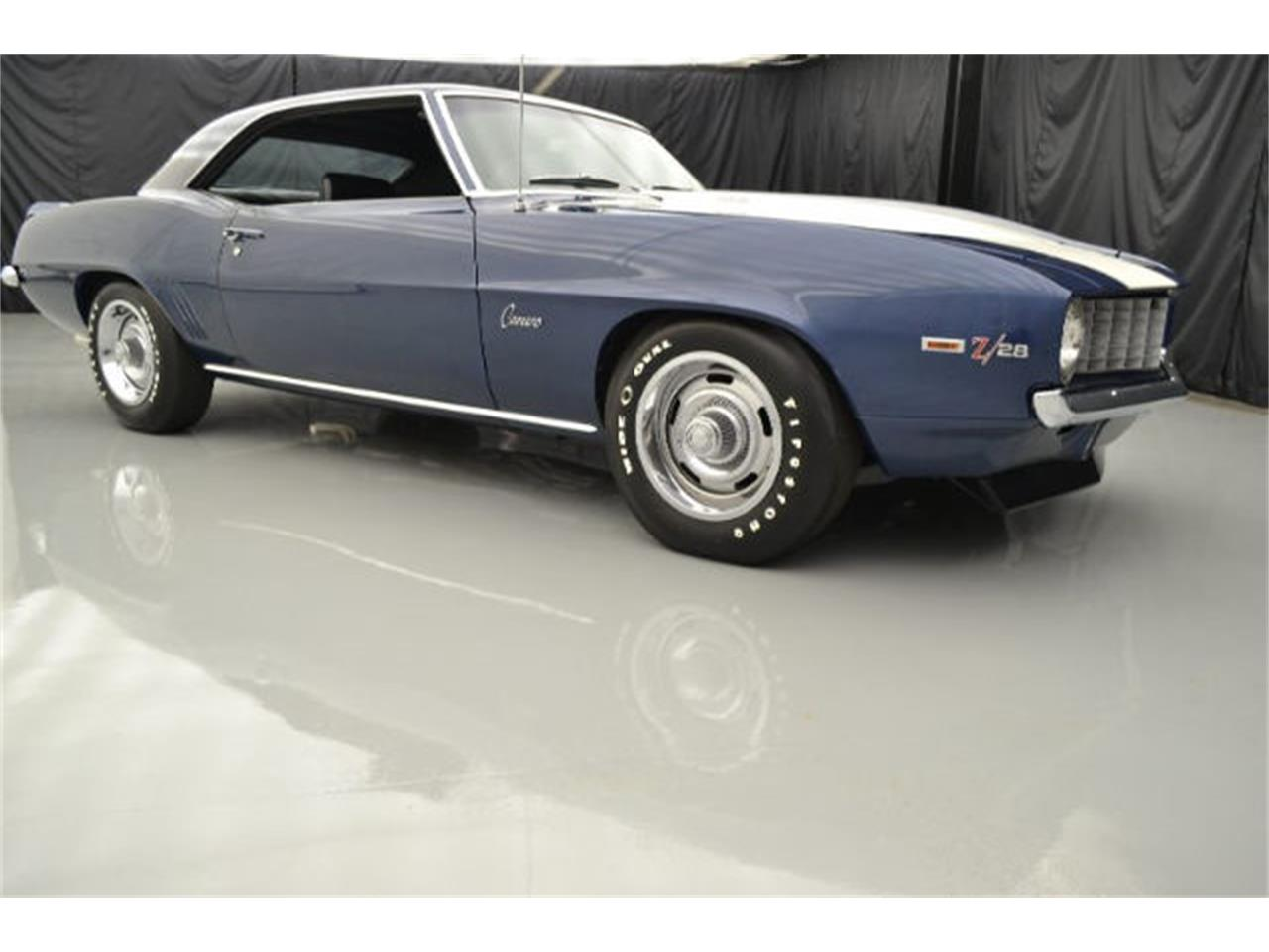 Large Picture of Classic '69 Camaro located in North Carolina - $69,995.00 Offered by Paramount Classic Car Store - JRD8