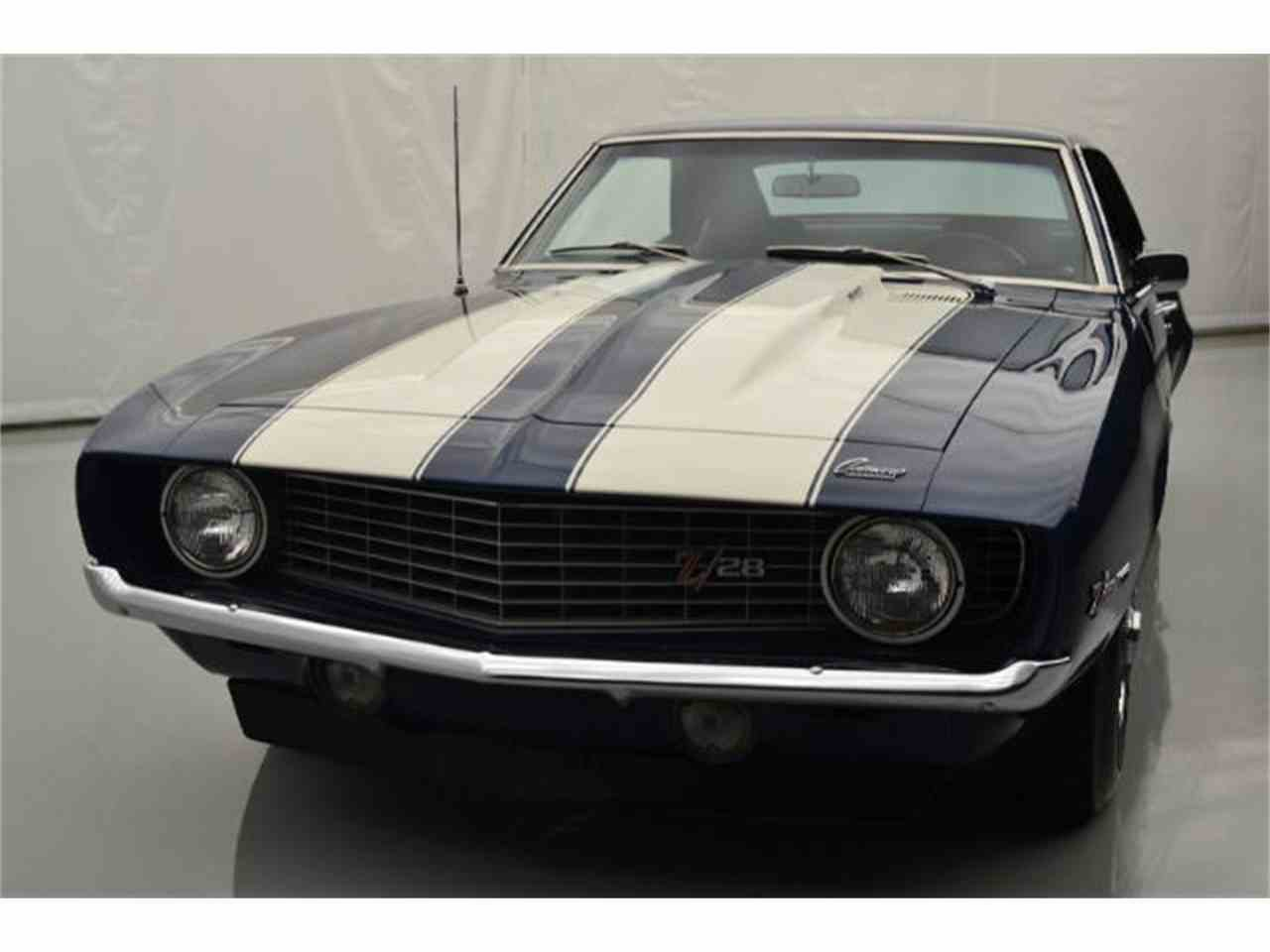 Large Picture of '69 Camaro - JRD8