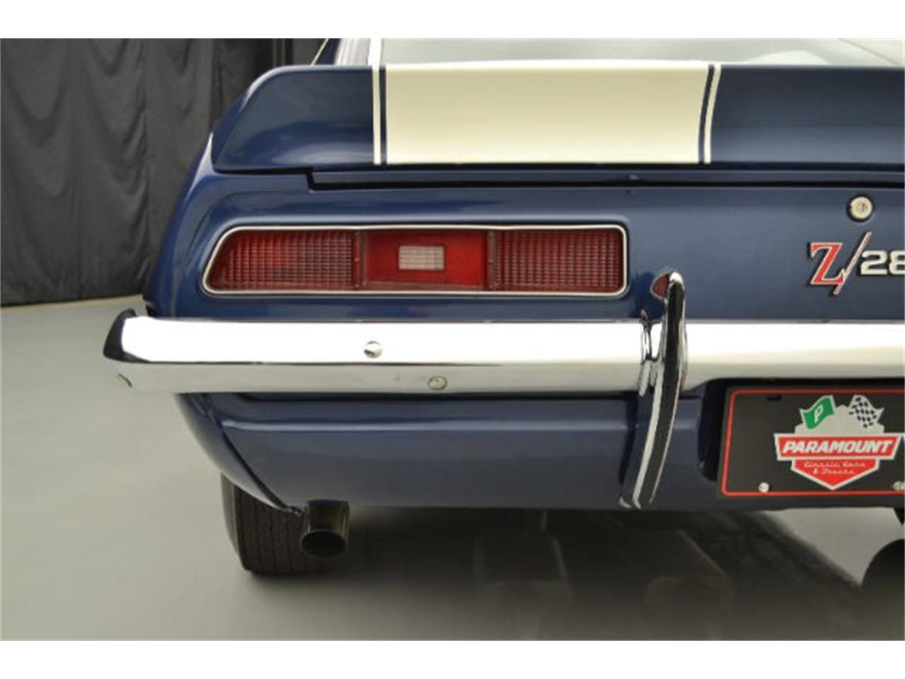 Large Picture of Classic '69 Chevrolet Camaro located in North Carolina - $69,995.00 Offered by Paramount Classic Car Store - JRD8