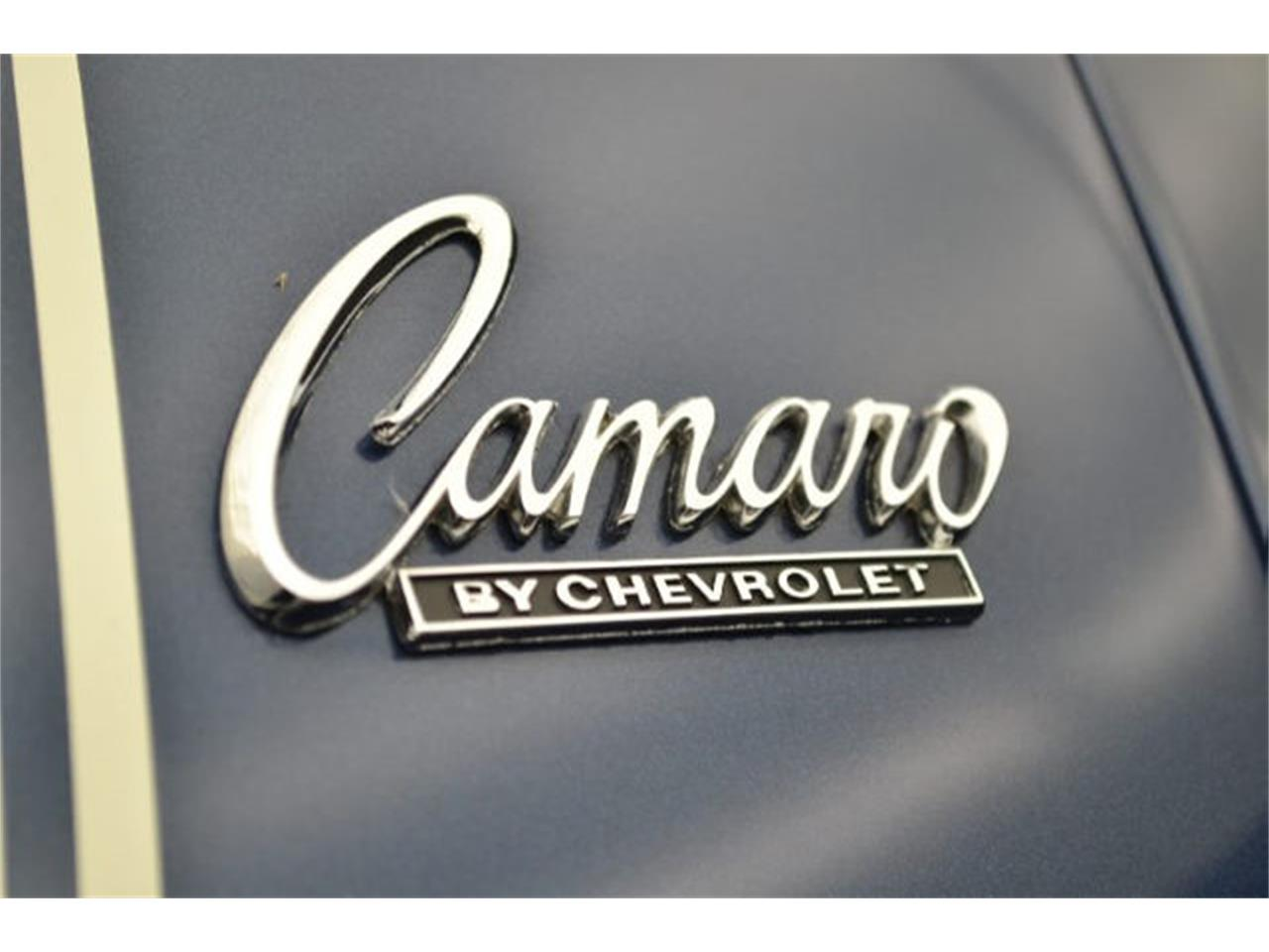 Large Picture of '69 Chevrolet Camaro - $69,995.00 Offered by Paramount Classic Car Store - JRD8