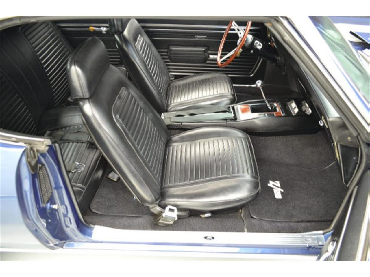 Large Picture of '69 Chevrolet Camaro - $69,995.00 - JRD8