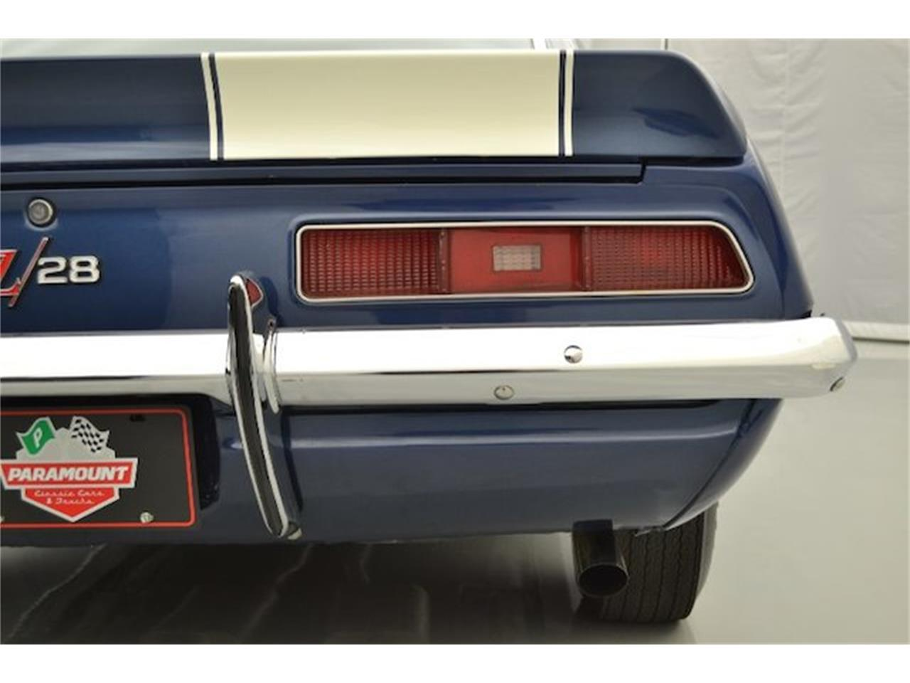 Large Picture of Classic 1969 Chevrolet Camaro located in North Carolina Offered by Paramount Classic Car Store - JRD8