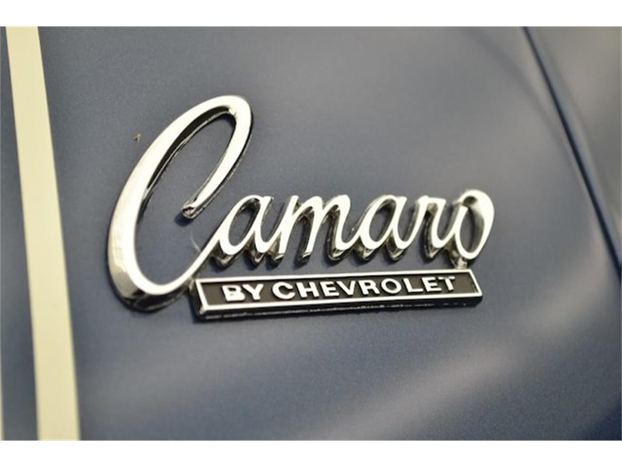 Large Picture of Classic '69 Camaro located in Hickory North Carolina Offered by Paramount Classic Car Store - JRD8