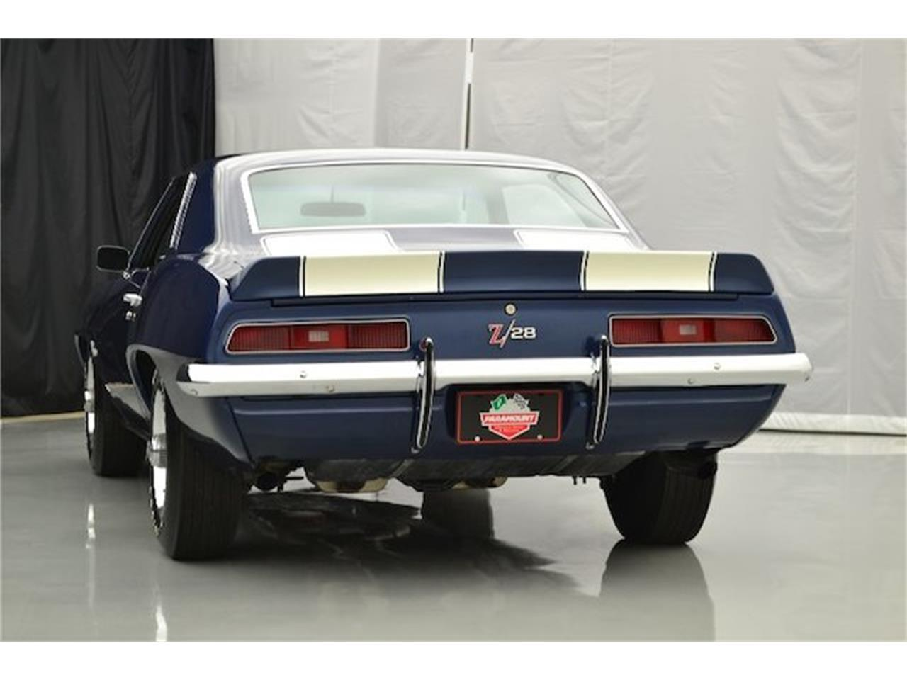 Large Picture of '69 Chevrolet Camaro located in Hickory North Carolina Offered by Paramount Classic Car Store - JRD8
