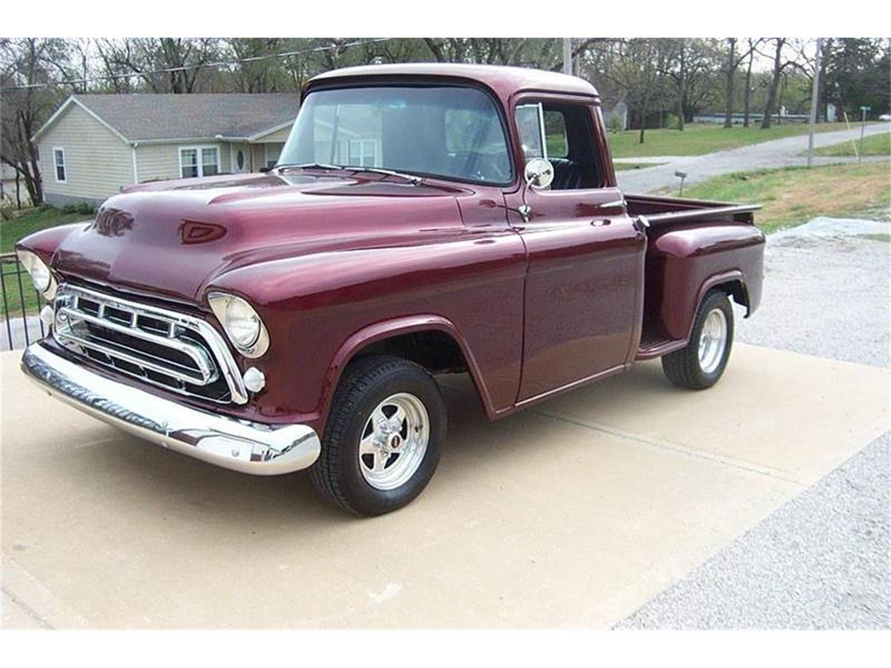 1957 Chevrolet Apache For Sale Cc 921934 Chevy Truck Large Picture Of 57 Jrda