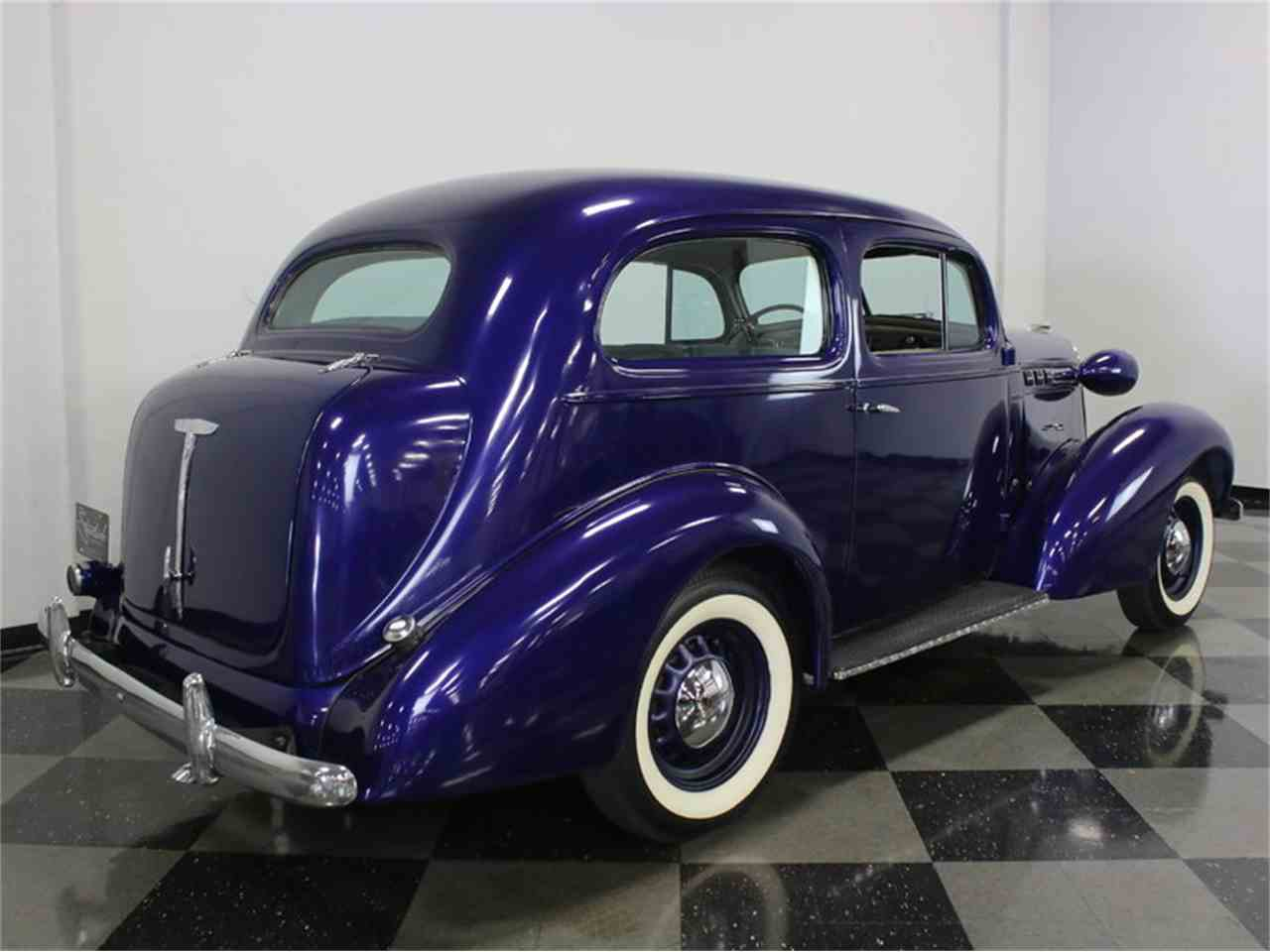 Large Picture of '36 F36 2 Door Touring - JRDK