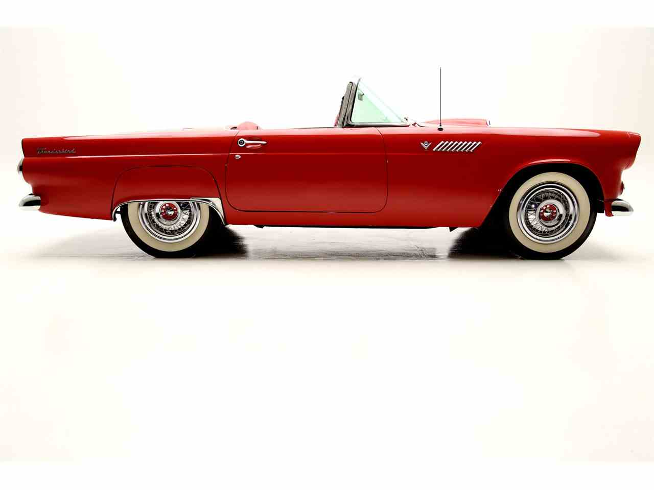 Large Picture of 1955 Thunderbird - JREE