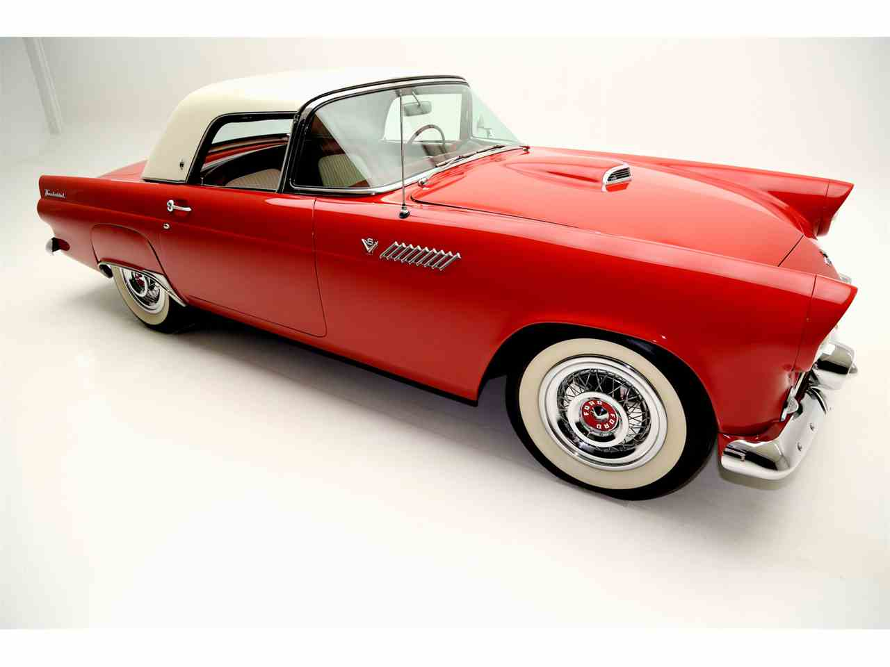 Large Picture of Classic '55 Ford Thunderbird Offered by American Dream Machines - JREE