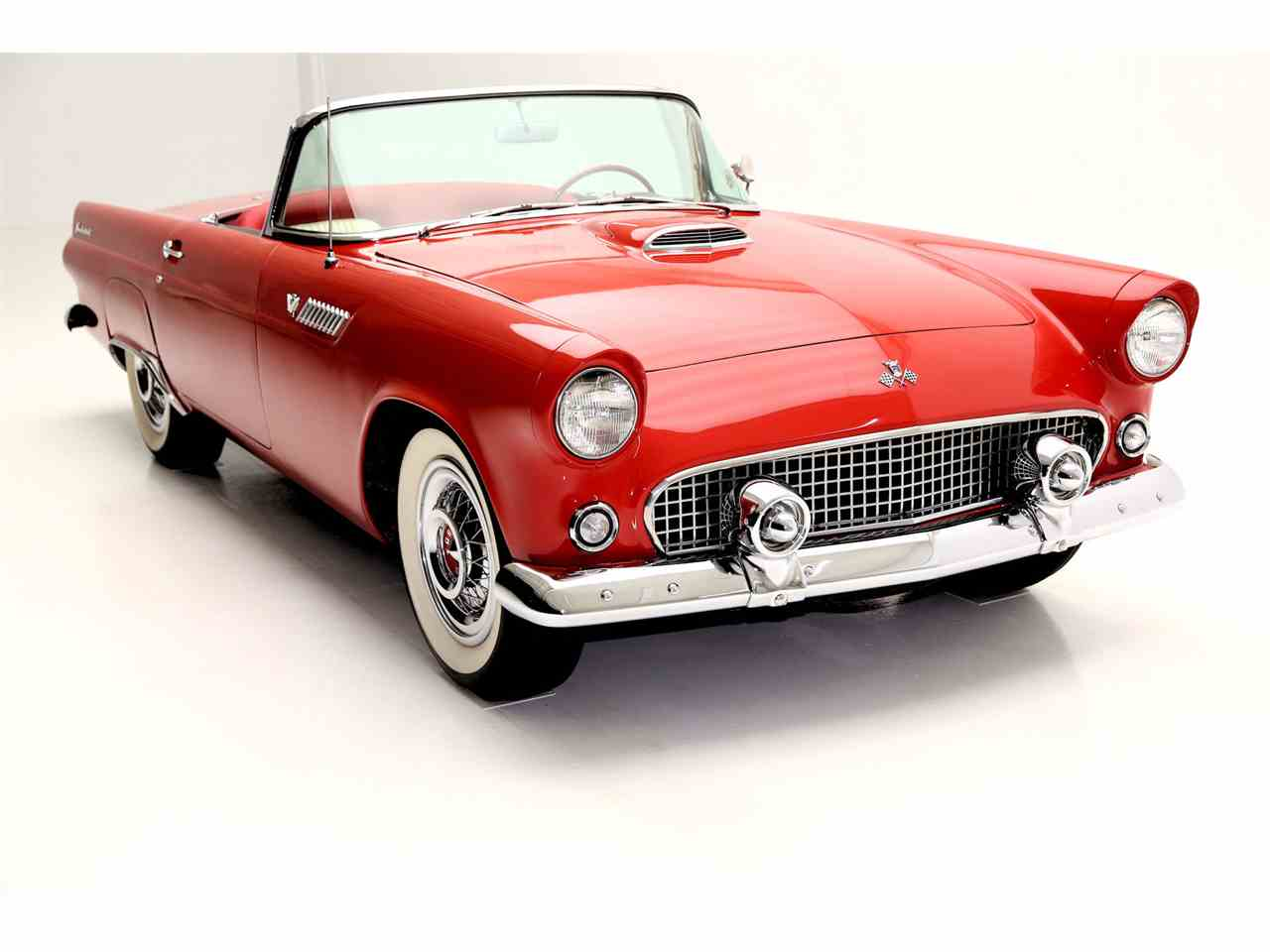 Large Picture of Classic 1955 Ford Thunderbird - JREE