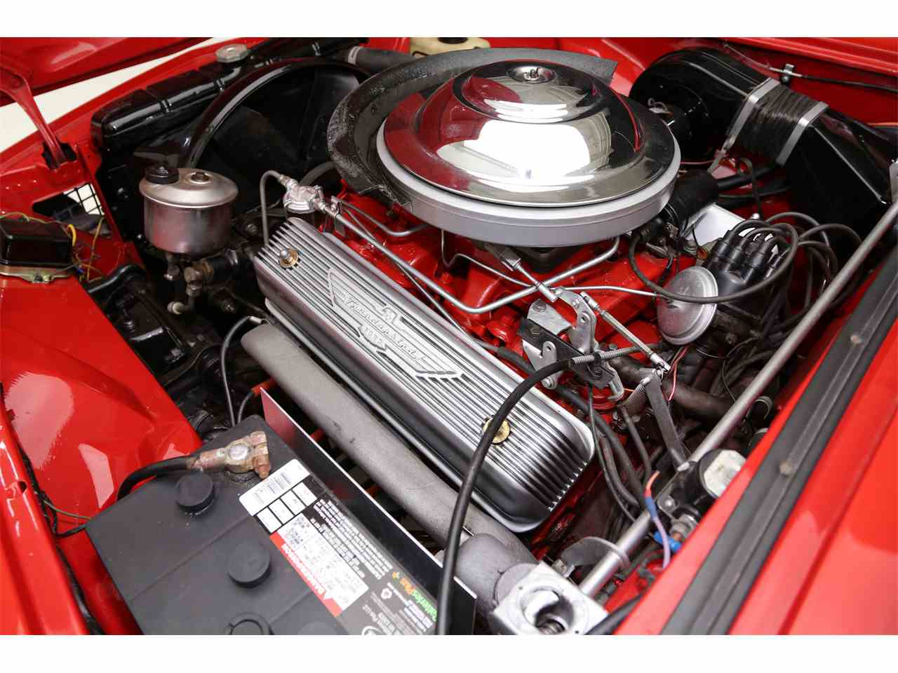 Large Picture of Classic 1955 Thunderbird - $39,900.00 - JREE
