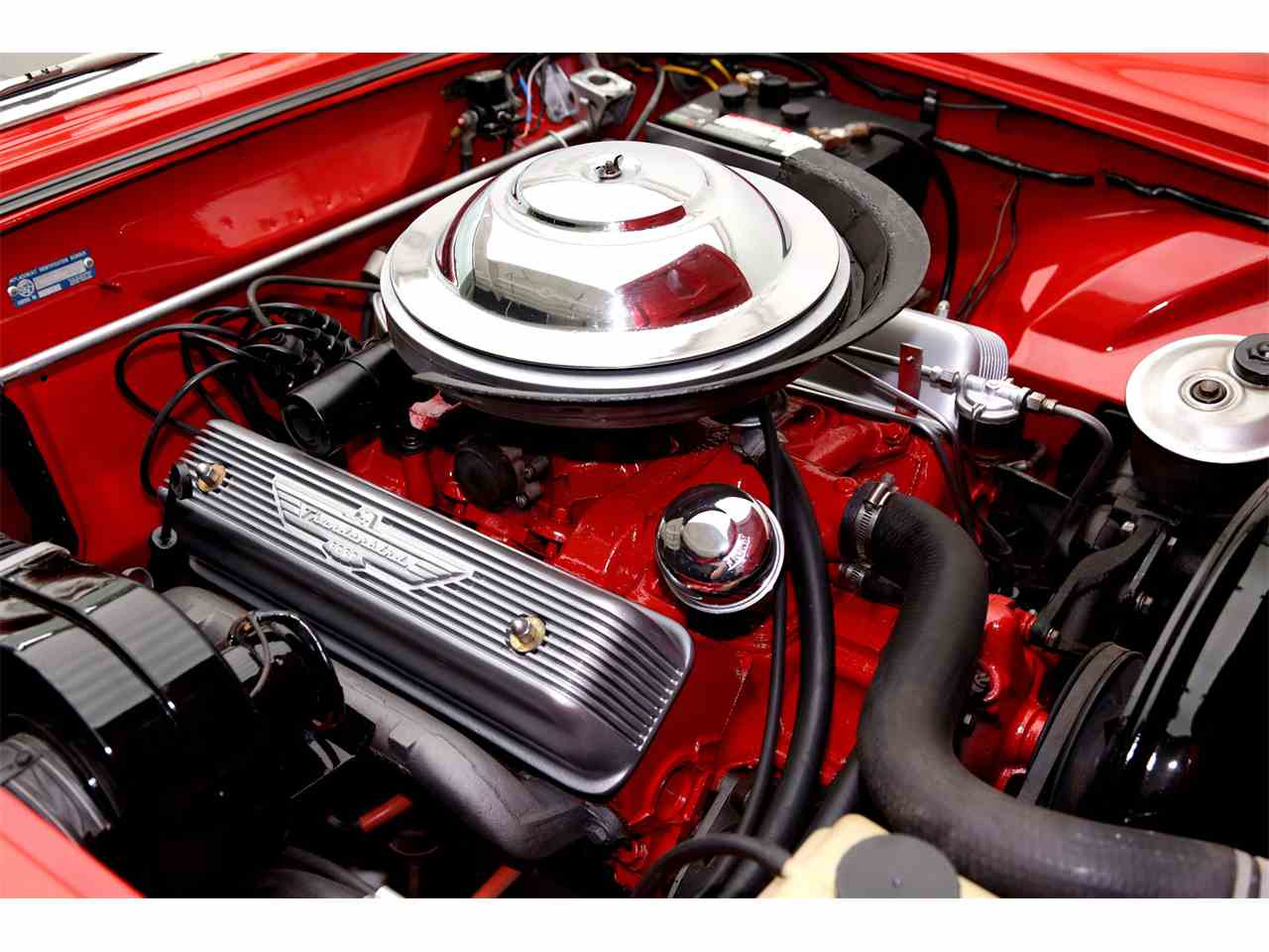 Large Picture of 1955 Ford Thunderbird located in Des Moines Iowa Offered by American Dream Machines - JREE
