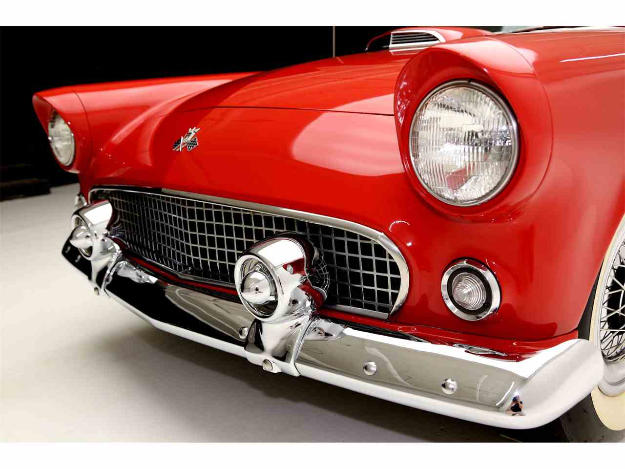 Large Picture of 1955 Ford Thunderbird - JREE