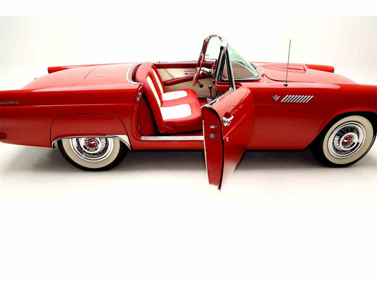 Large Picture of Classic '55 Ford Thunderbird - $39,900.00 - JREE