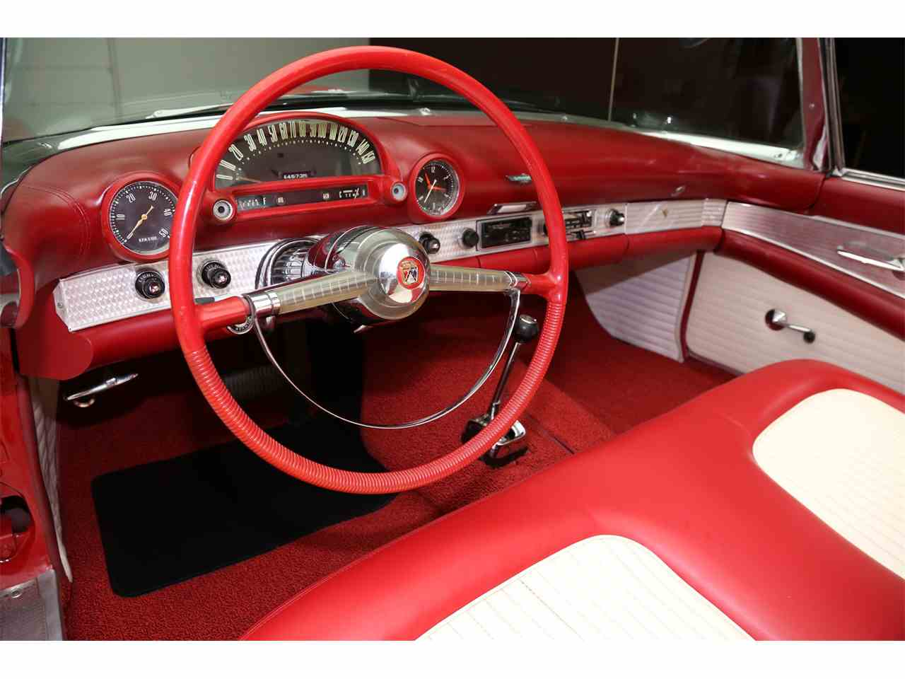 Large Picture of '55 Thunderbird located in Des Moines Iowa - $39,900.00 Offered by American Dream Machines - JREE