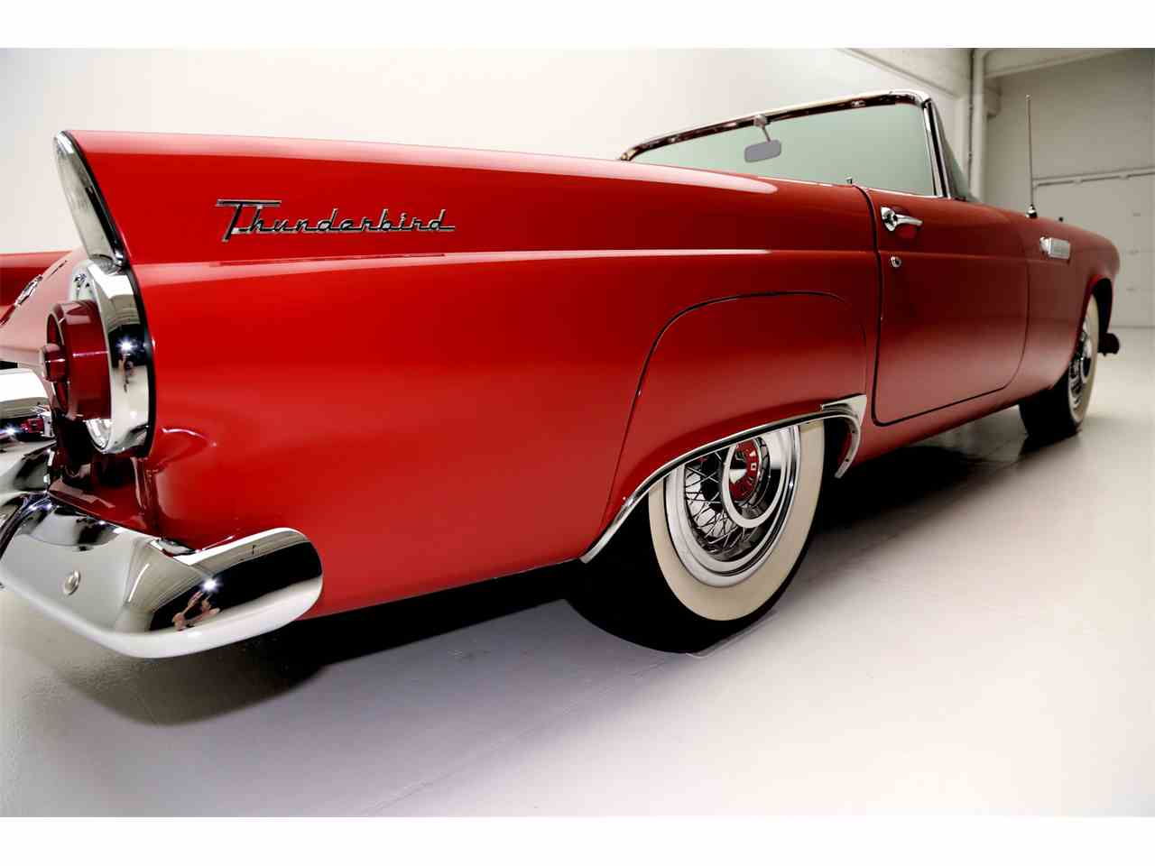 Large Picture of '55 Thunderbird located in Des Moines Iowa - $39,900.00 - JREE