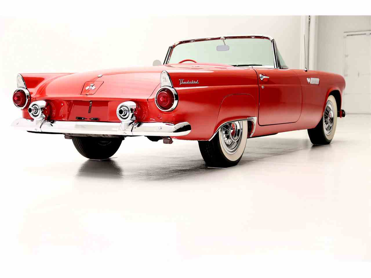 Large Picture of '55 Thunderbird - $39,900.00 Offered by American Dream Machines - JREE