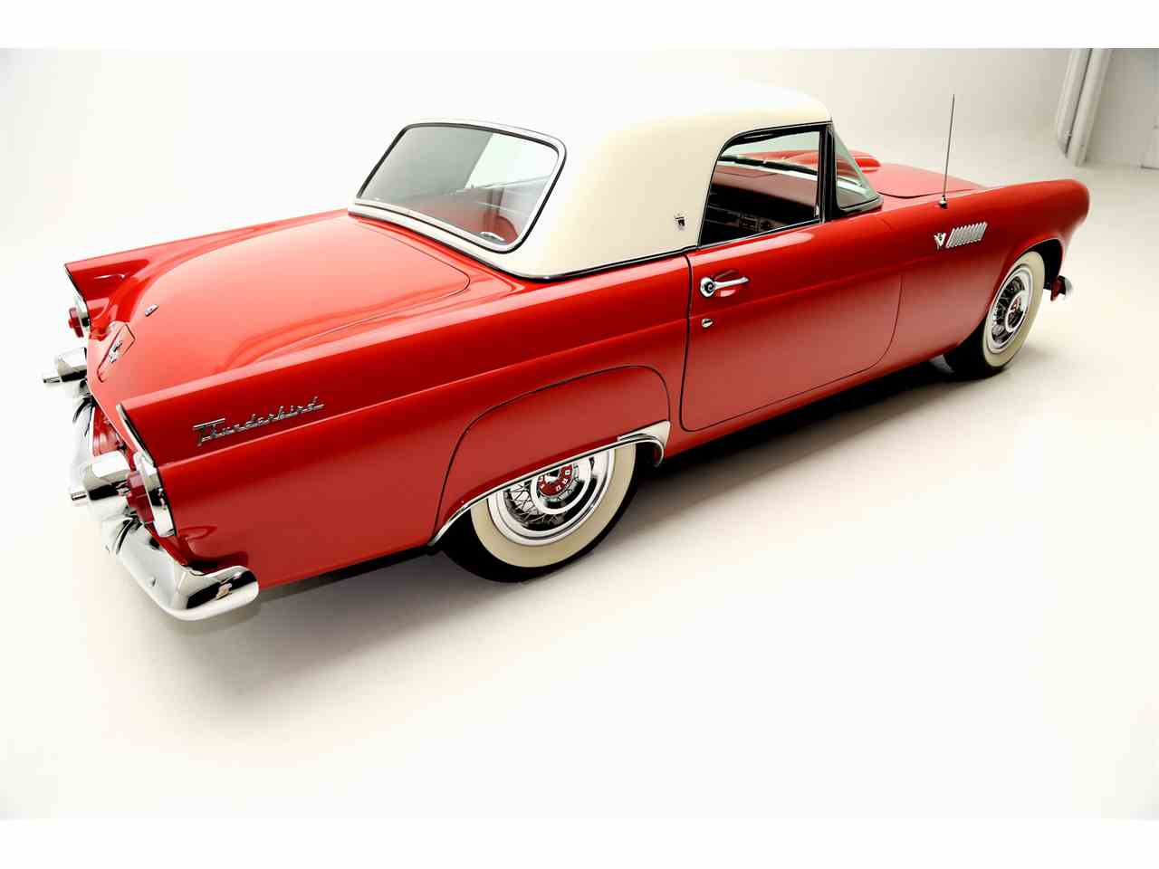 Large Picture of '55 Thunderbird Offered by American Dream Machines - JREE