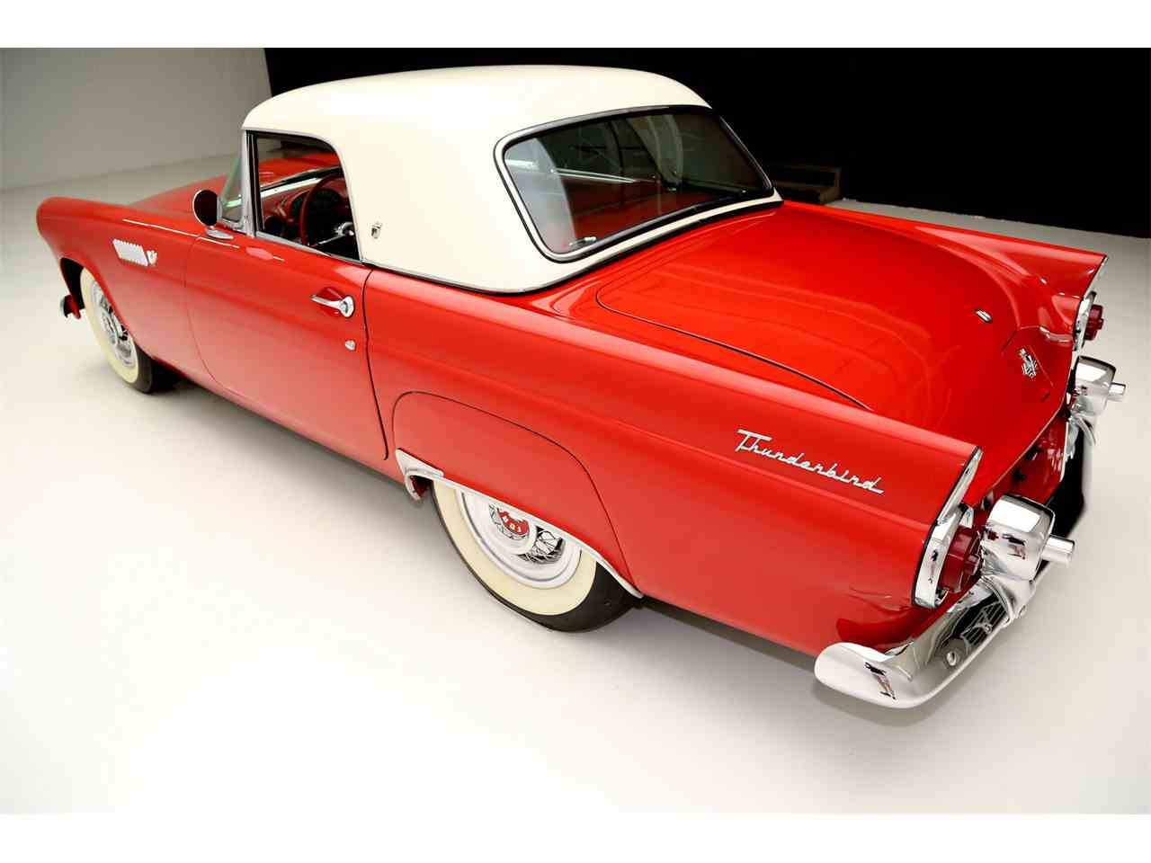 Large Picture of '55 Ford Thunderbird - $39,900.00 Offered by American Dream Machines - JREE