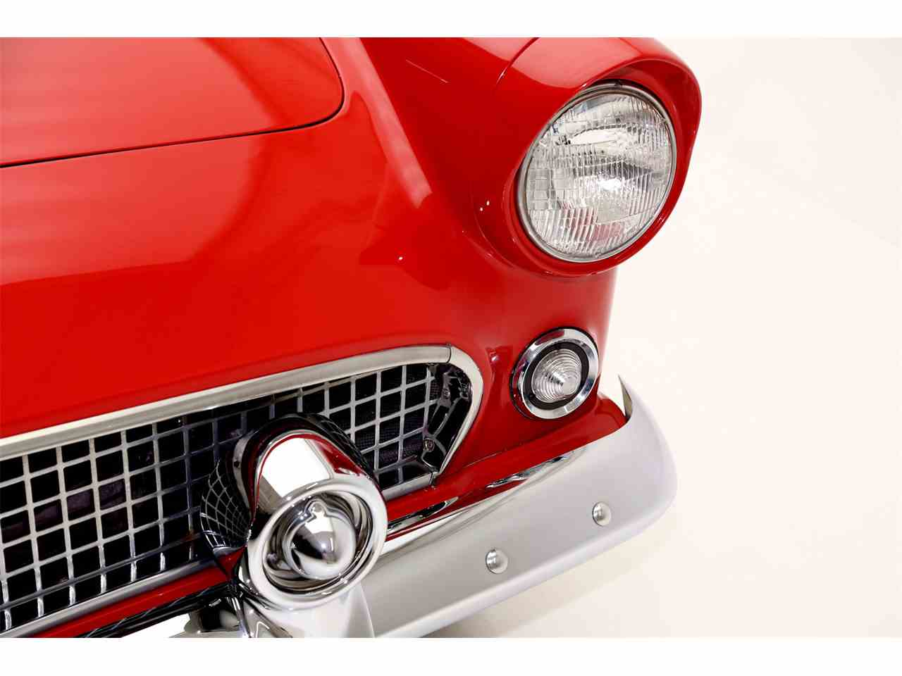 Large Picture of Classic '55 Thunderbird located in Des Moines Iowa Offered by American Dream Machines - JREE