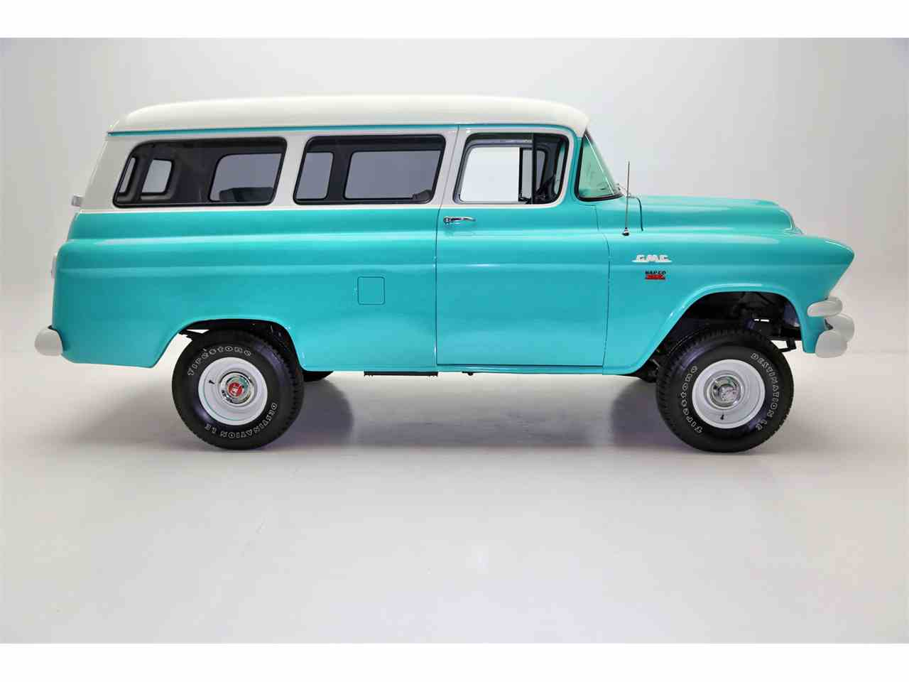 Large Picture of '57 Suburban - JREH