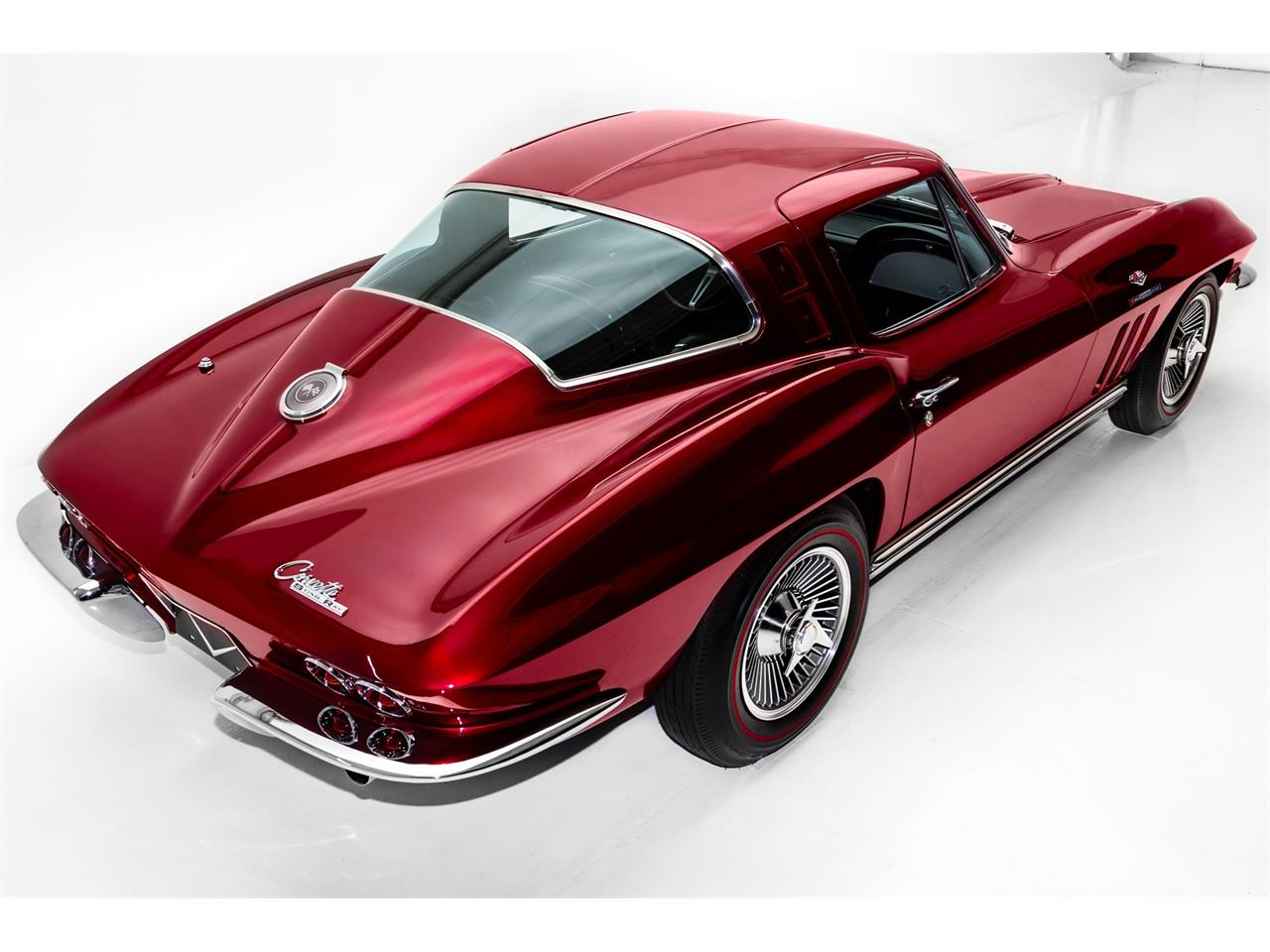 Large Picture of '65 Corvette - JRF2